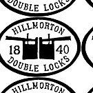 Hillmorton Locks Plaque  by bywhacky