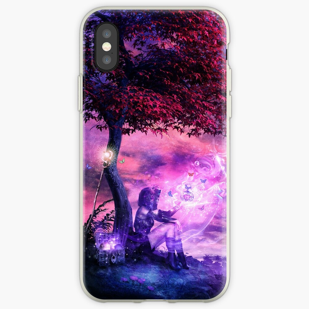 A Place For Fairy Tales iPhone Case & Cover
