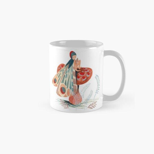 Mushroom fairies Classic Mug
