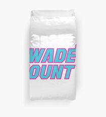 Wade County 1 Duvet Cover