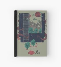 A World Within Hardcover Journal