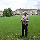 Local guide in Bath - England by Arie Koene