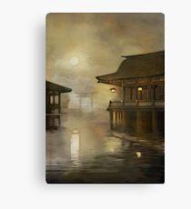 Itsukushima  Canvas Print