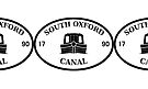 South Oxford Canal Plaque from canalsbywhacky by bywhacky