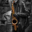 Sax Love by Yhun Suarez