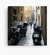 Subito! - Florence, Italy Canvas Print