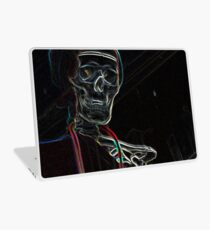 Radioactive Skeleton Laptop Skin