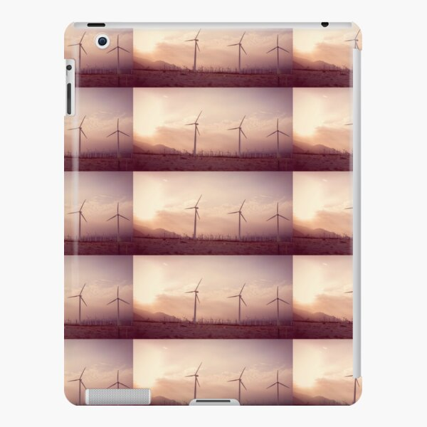 Windmills Dance Sweet California iPad Snap Case