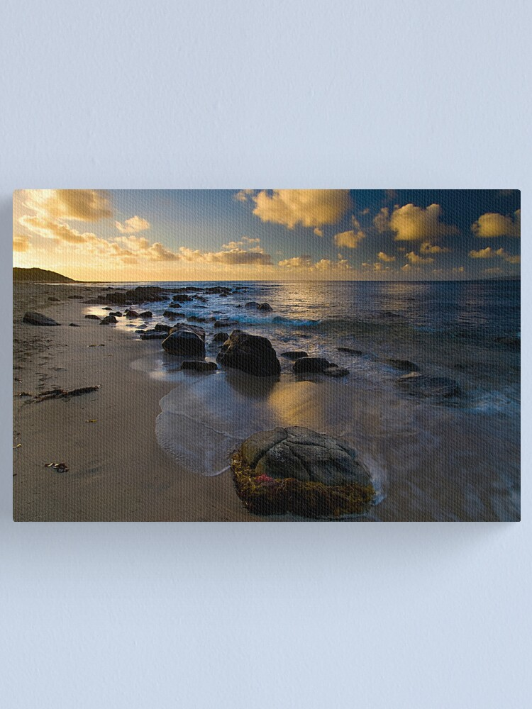 Alternate view of Cape Clairault Canvas Print