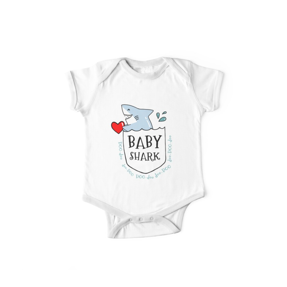 01167643 Baby Shark Shirt - Mommy And ME Tee - Ocean Lover - Shark Clothing - Phones  Cases And Other Gift