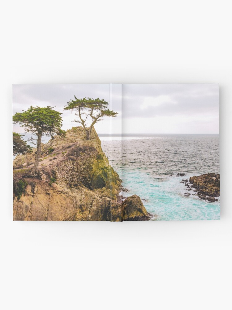 Alternate view of 0720 California Pacific Coast Road Trip Hardcover Journal
