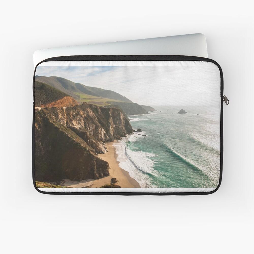 California Pacific Coast Road Trip 0577 Laptop Sleeve