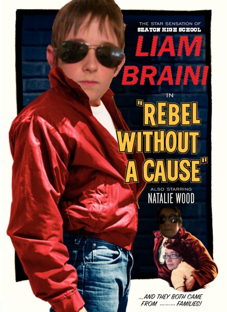 Liam without a cause by JasperPittard