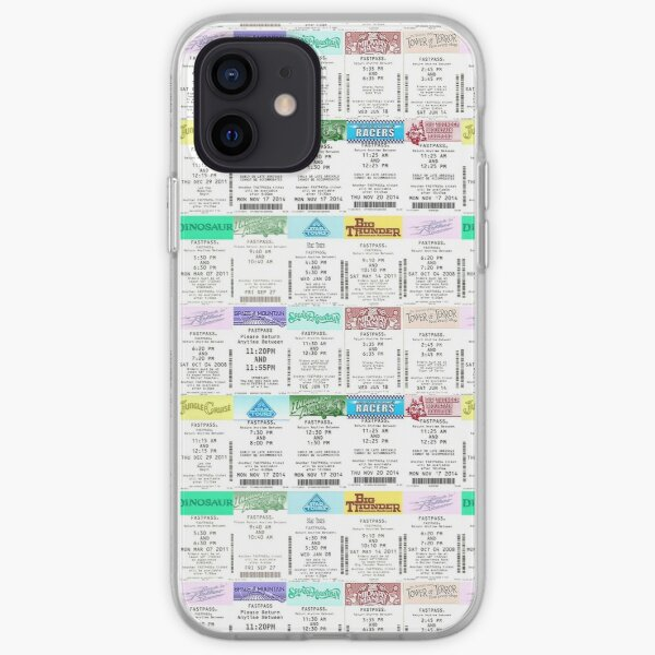 Fast Pass Coque souple iPhone