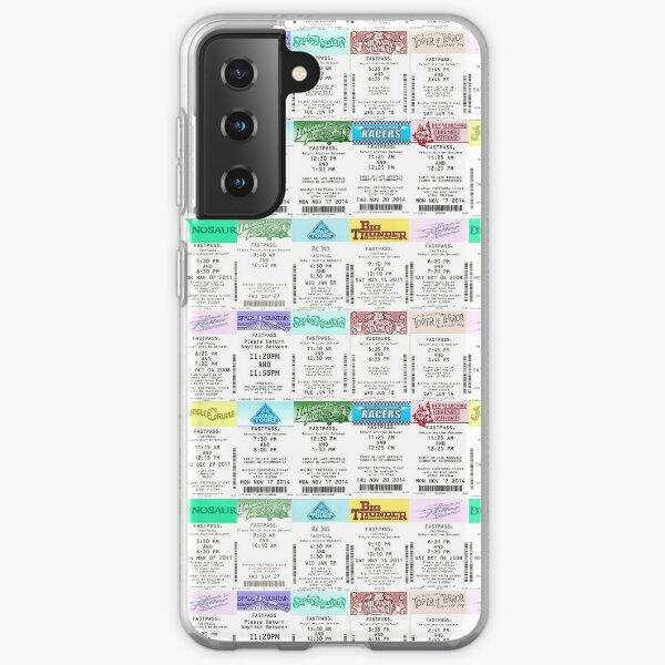 Fast Pass Samsung Galaxy Soft Case