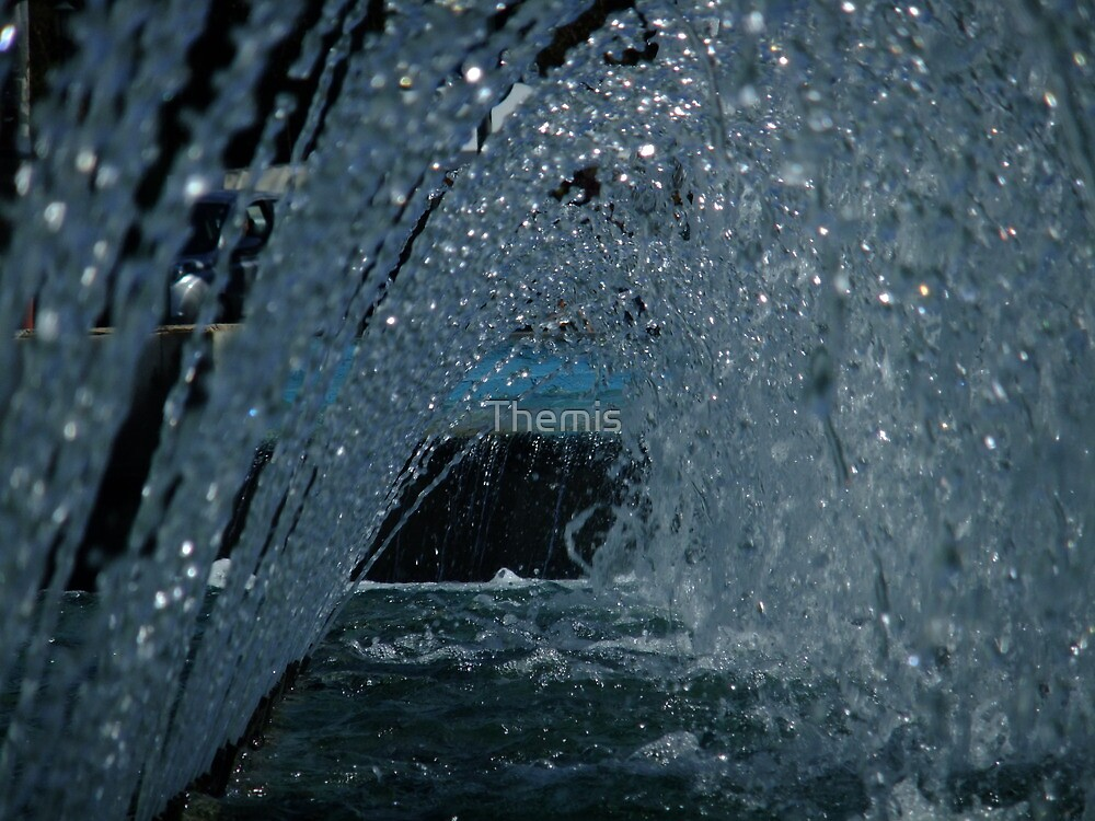 Water tunnel by Themis