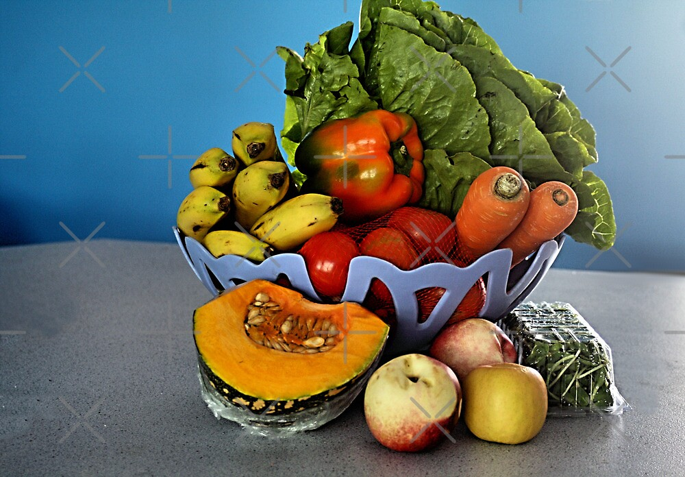 All Things Healthy 2 by TeAnne