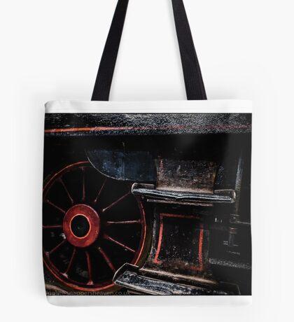 Steam Wheels  Tote Bag