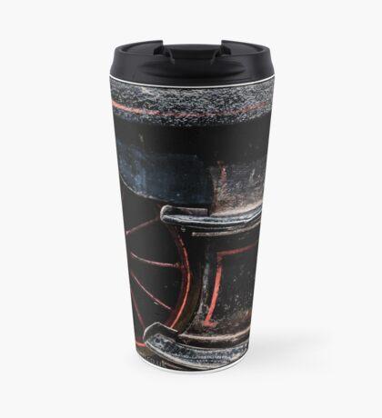 Steam Wheels  Travel Mug