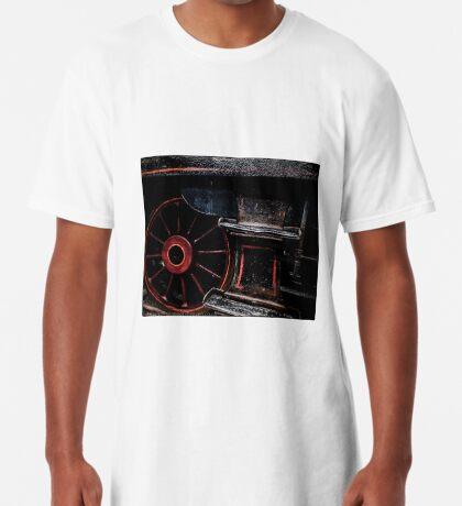 Steam Wheels  Long T-Shirt