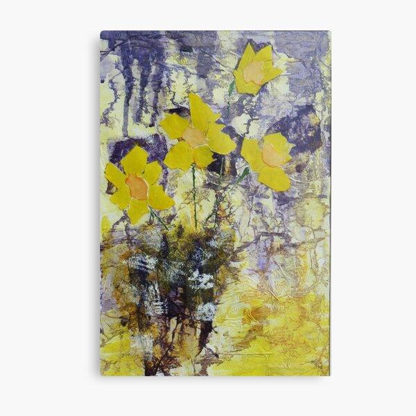 Daffodil time Metal Print