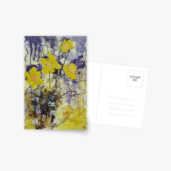 Daffodil time Postcard
