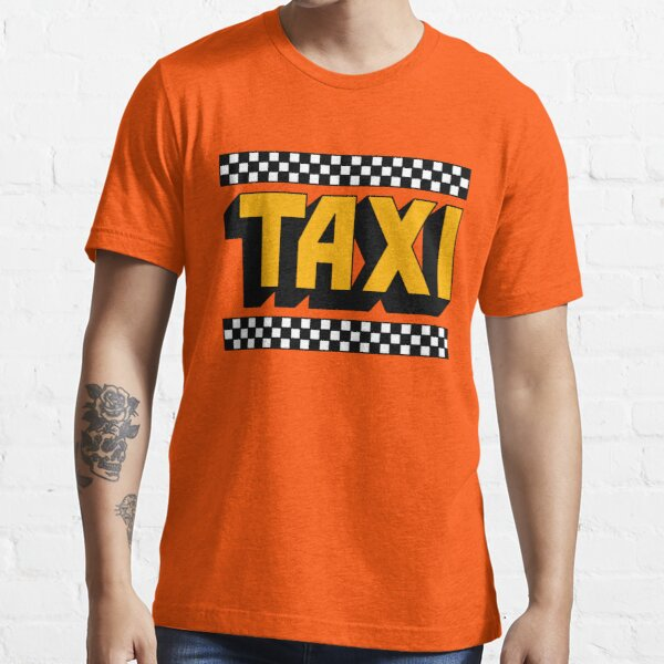 Taxi - Classic 70's and 80's T.V. Show Essential T-Shirt