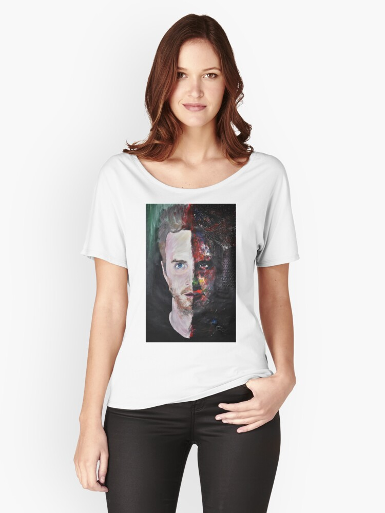 Pinkman Women's Relaxed Fit T-Shirt Front
