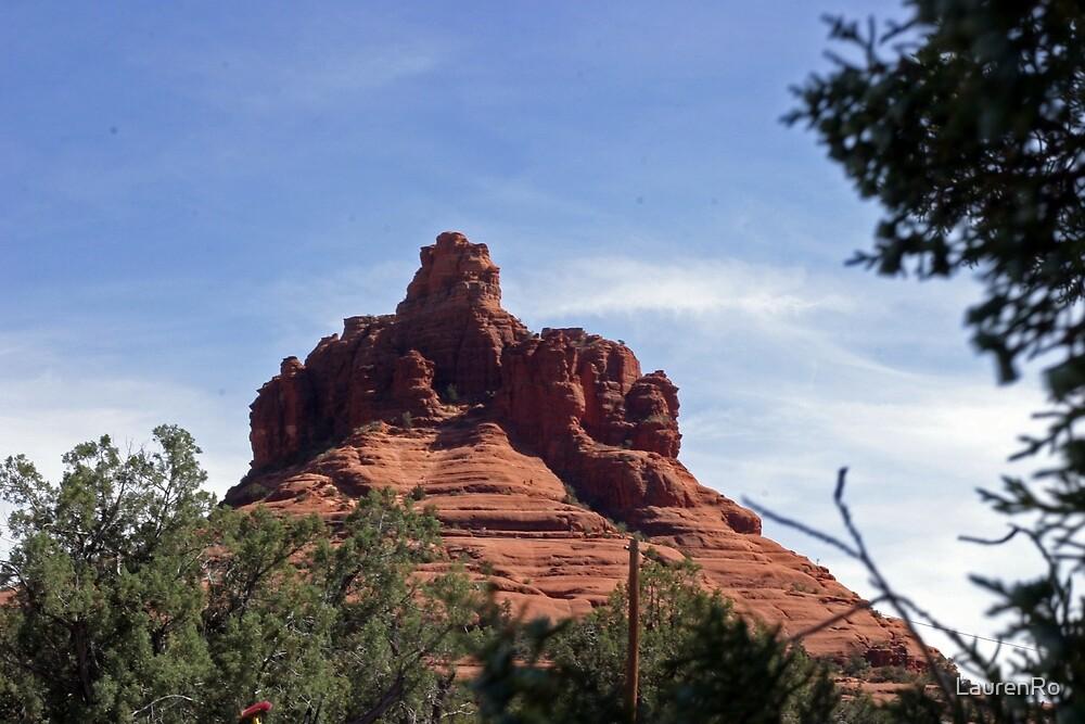 Bell Rock Arizona by LaurenRo