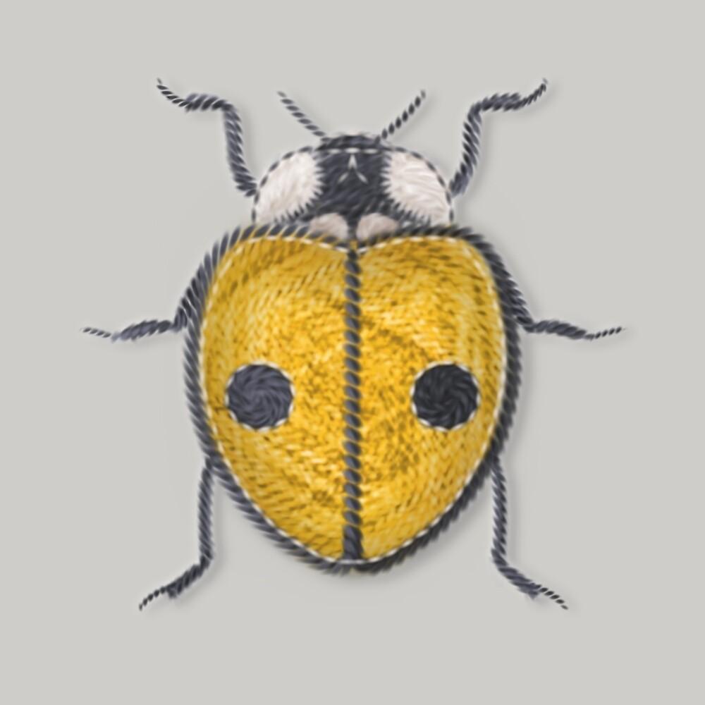 LadyBug - Jaune by Sunflow