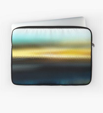 The Beach Abstract  Laptop Sleeve