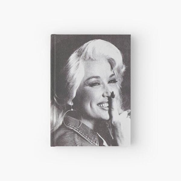 Shh Dolly Hardcover Journal