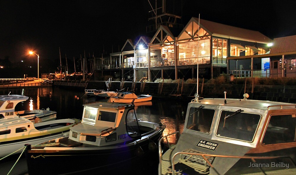 Mornington Harbour by Joanna Beilby