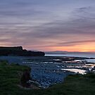 Post Sunset at Kilve by kernuak