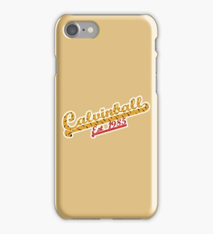 Calvinball iPhone Case/Skin
