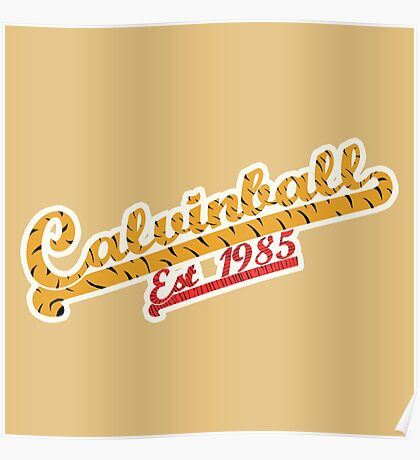 Calvinball Poster