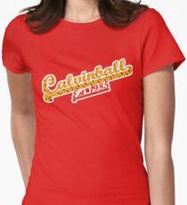 Calvinball Women's Fitted T-Shirt