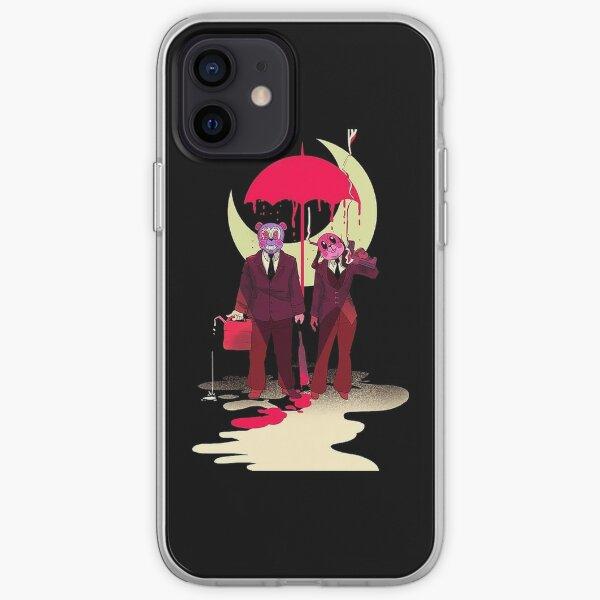 The Umbrella Academy Cha Cha Hazel iPhone Soft Case