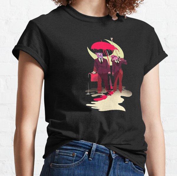 La Umbrella Academy Cha Cha Hazel Camiseta clásica