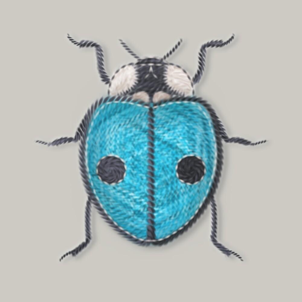 LadyBug - Blue by Sunflow