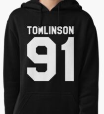TOMLINSON '91 jersey Pullover Hoodie