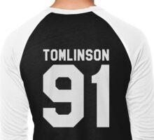 TOMLINSON '91 jersey Men's Baseball ¾ T-Shirt