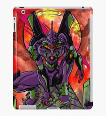 Cruel Angel iPad Case/Skin