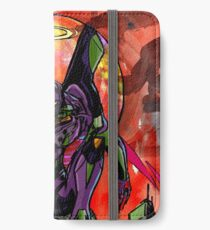 Cruel Angel iPhone Wallet/Case/Skin