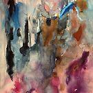 abstrakte Stimmung von Marianna Tankelevich