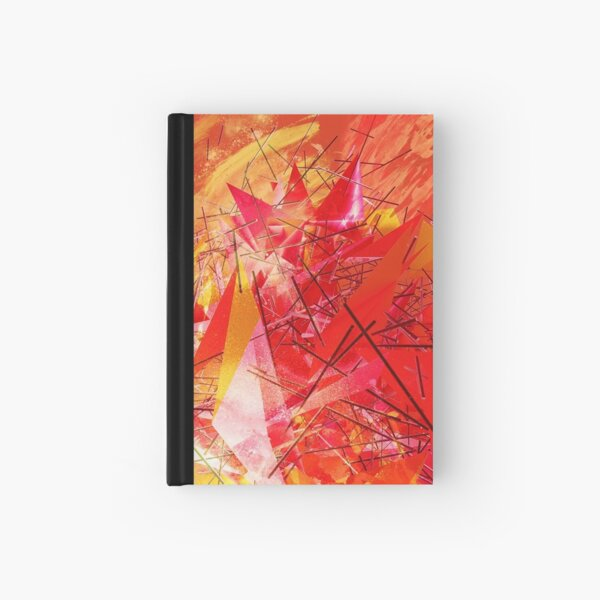 Structured chaos \2 Hardcover Journal