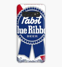 Pabst Blue Ribbon Case/Skin for Samsung Galaxy