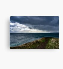 Stormy Skies Canvas Print