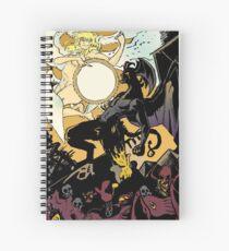 Tears Spiral Notebook