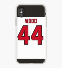 New Jersey Devils Miles Wood Away Jersey Back Phone Case iPhone Case 5c3e76066